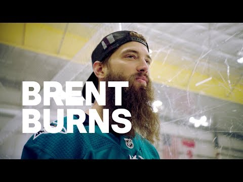 Brent Burns, San Jose Sharks | Beyond the Ice