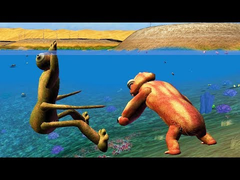 Forced Humans To Live Underwater and This Happened - Species: Artificial Life, Real Evolution