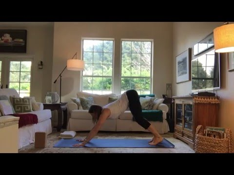 Beginner's Yoga Series #2 - Linking into Flow