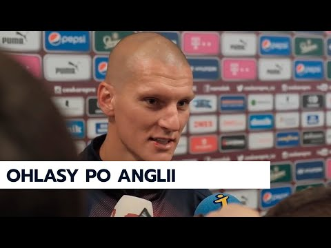 Fantazie! Češi porazili Anglii 2:1 díky gólům Brabce a Ondráška