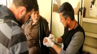 أخبار حصرية - تسجيل وفيات بين #الأطفال النازحين مع أهلهم من #الموصل القديمة