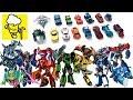 Mini Transformers Robots in Disguise Optimus Prime Bumblebee Sideswipe Strongarmトランスフォーマー 變形金剛