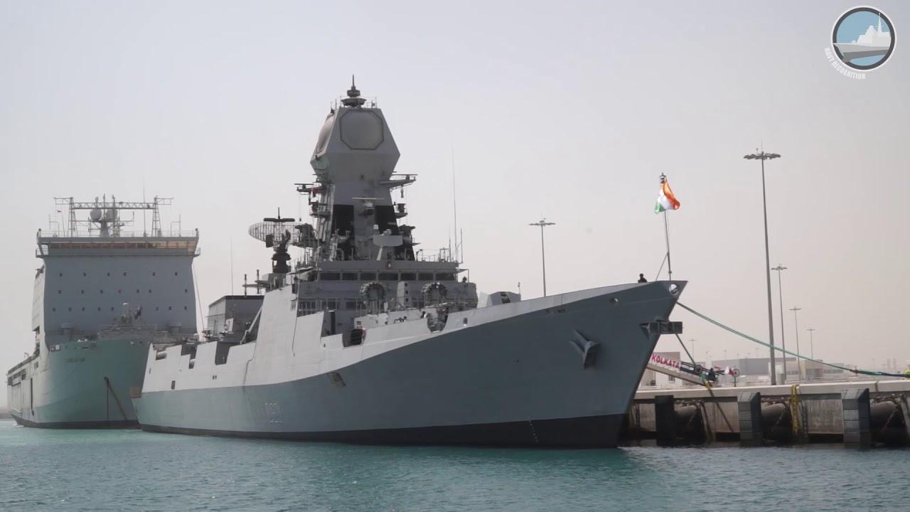 9fc973743c DIMDEX 2018 Visiting Warships Doha Qatar Maritime Defense Exhibition ...