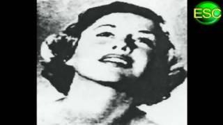 ESC 1956 06 - Luxembourg 1 - Michèle Arnaud - Ne Crois Pas