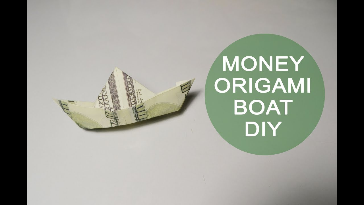origami boat built of one hundred dollar bill: Royalty-free images ... | 720x1280