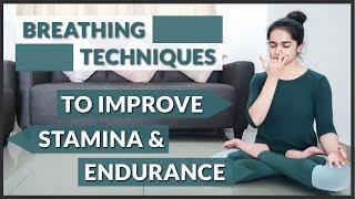 Bharatanatyam | Effective Breathing Exercises for better Stamina and Endurance | 2020