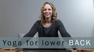 80 min Intermediate Yin Yoga for Lower Back Pain | Yoga with Dr. Melissa West 421