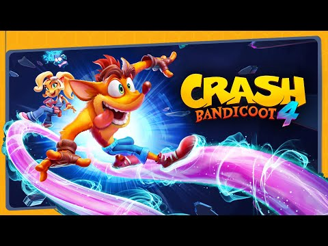 CRASH BANDICOOT 4: It's About Time – Gameplay!