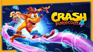 CRASH BANDICOOT 4: It's About Time - Gameplay!