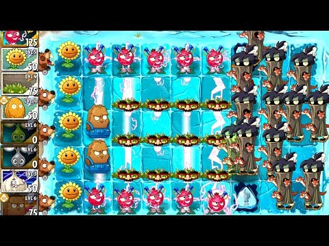 Plants vs Zombies 2 New Electric Currant Epic Quest- PopCap Game PVZ 2 Video
