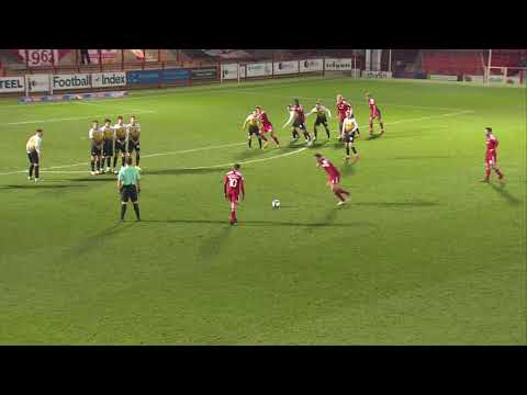 Accrington Crewe Goals And Highlights