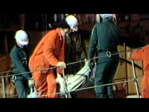 Seconds From Disaster Capsized in the North Sea Zeebrugge Ferry