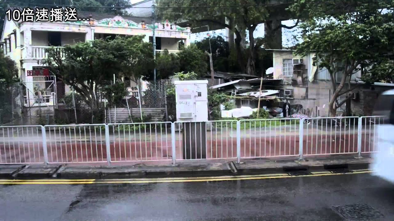 (backup)巴士優勝論2 九巴269D:天水圍天瑞邨 → 元朗喜利徑 - YouTube