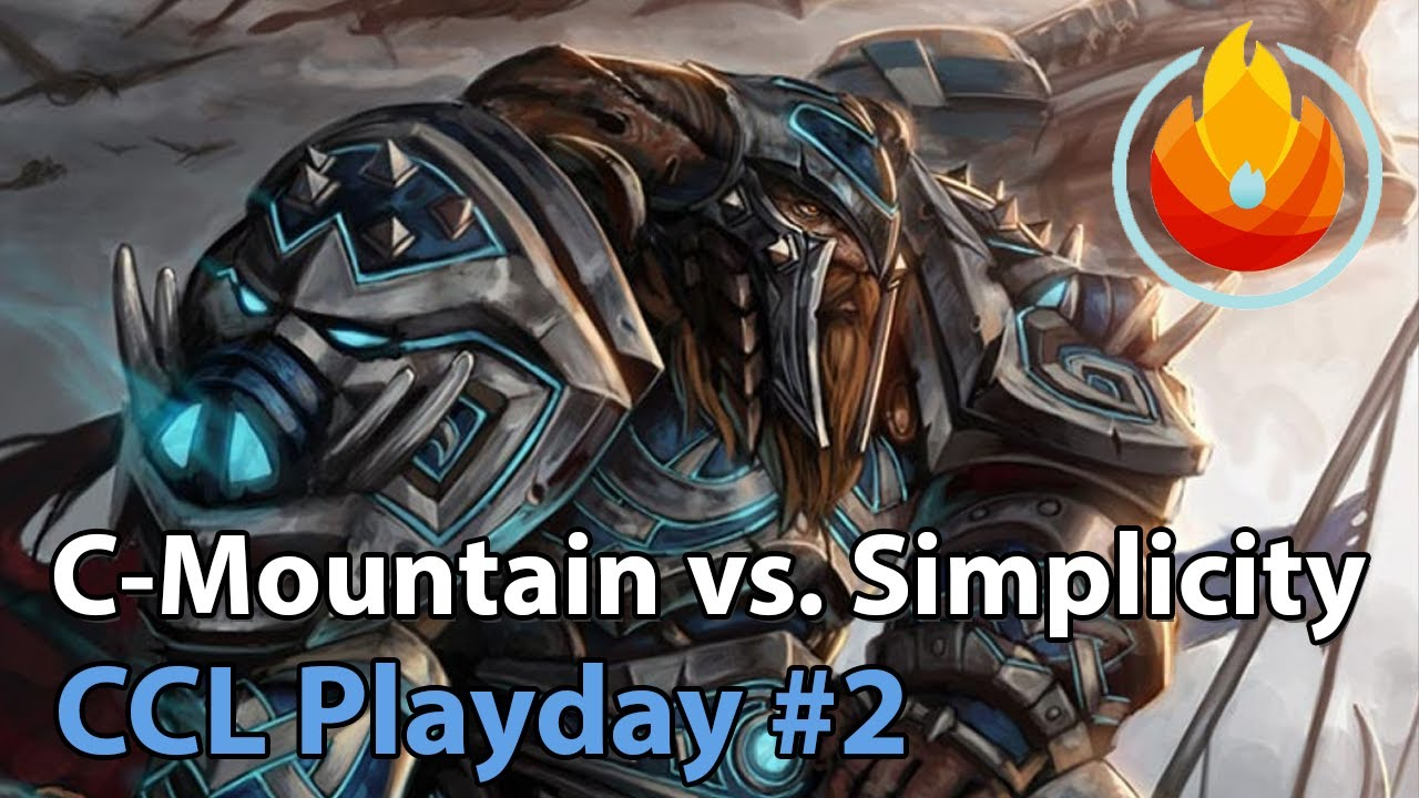 CCL: Chilly Mountain vs. Simplicity - Heroes of the Storm