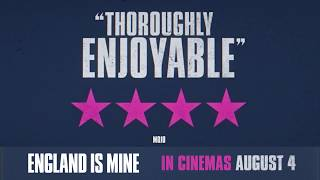 ENGLAND IS MINE - OFFICIAL SHORT TRAILER