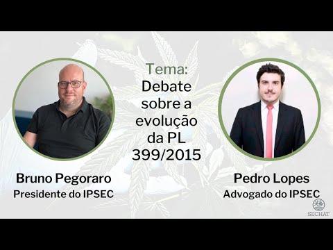 Debate sobre a evolução da PL 399/2015