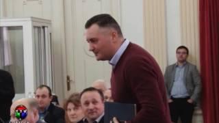 Dorin Corches a fost numit secretar de stat - Stirile TTV Oradea, 06.03.2017