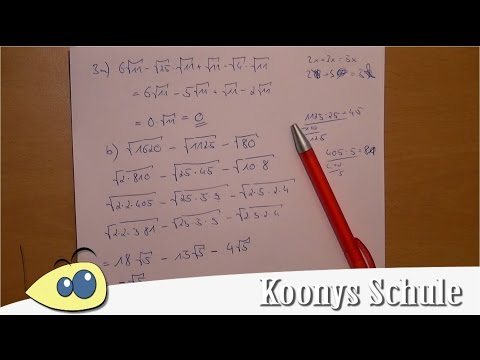 Terme vereinfachen, minus 1 raus, Potenzen | Mathe by Daniel Jung from YouTube · Duration:  2 minutes 42 seconds
