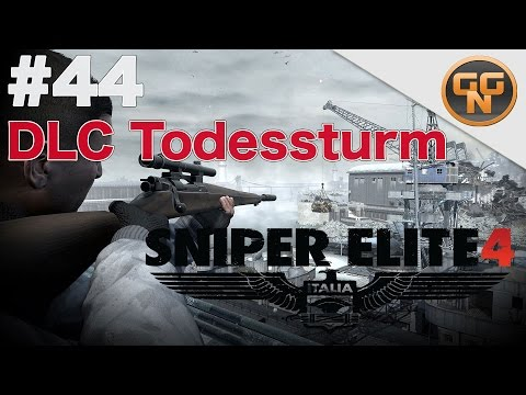 Sniper Elite 4 - DLC Todessturm [44] Let's Play - Der Winter naht