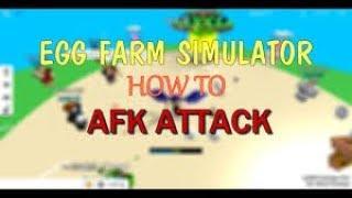 Roblox Egg Farm Simulator Auto Attack? ( Hile Deildir) / Roblox Egg Farm Simulator / Roblox Türçke