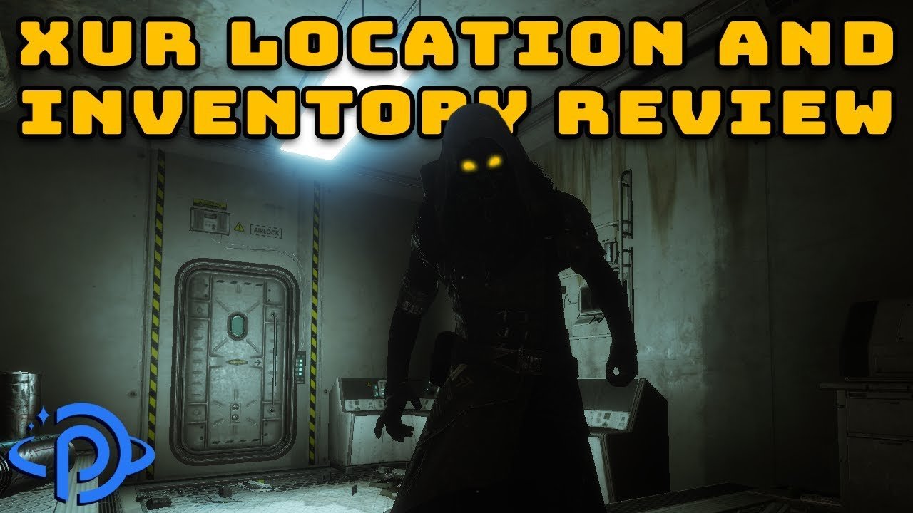 Xur Where Is Xur August 30th 2019 Destiny 2 Exotic Vendor Location And Inventory Review