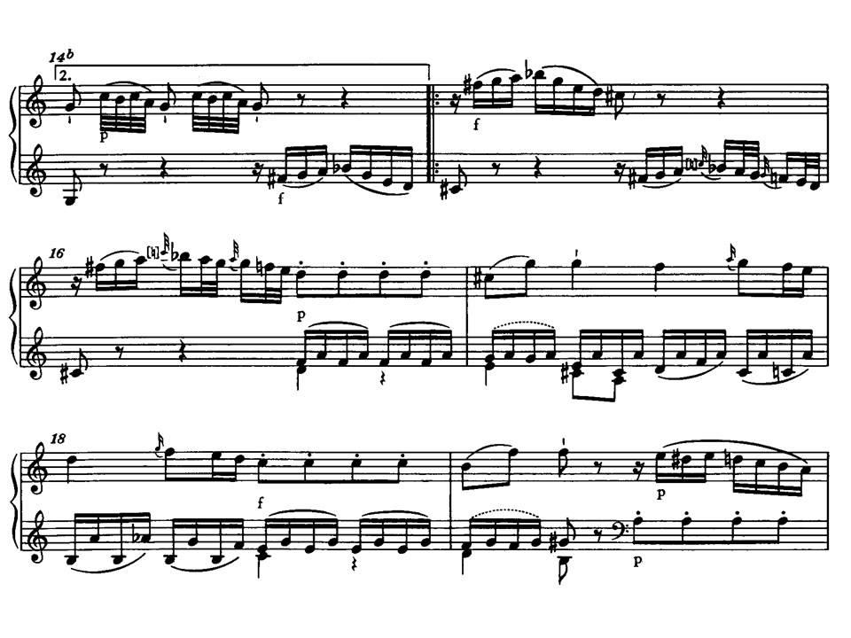 Mozart: Piano Sonatas K.283, K. 284 & K. 330