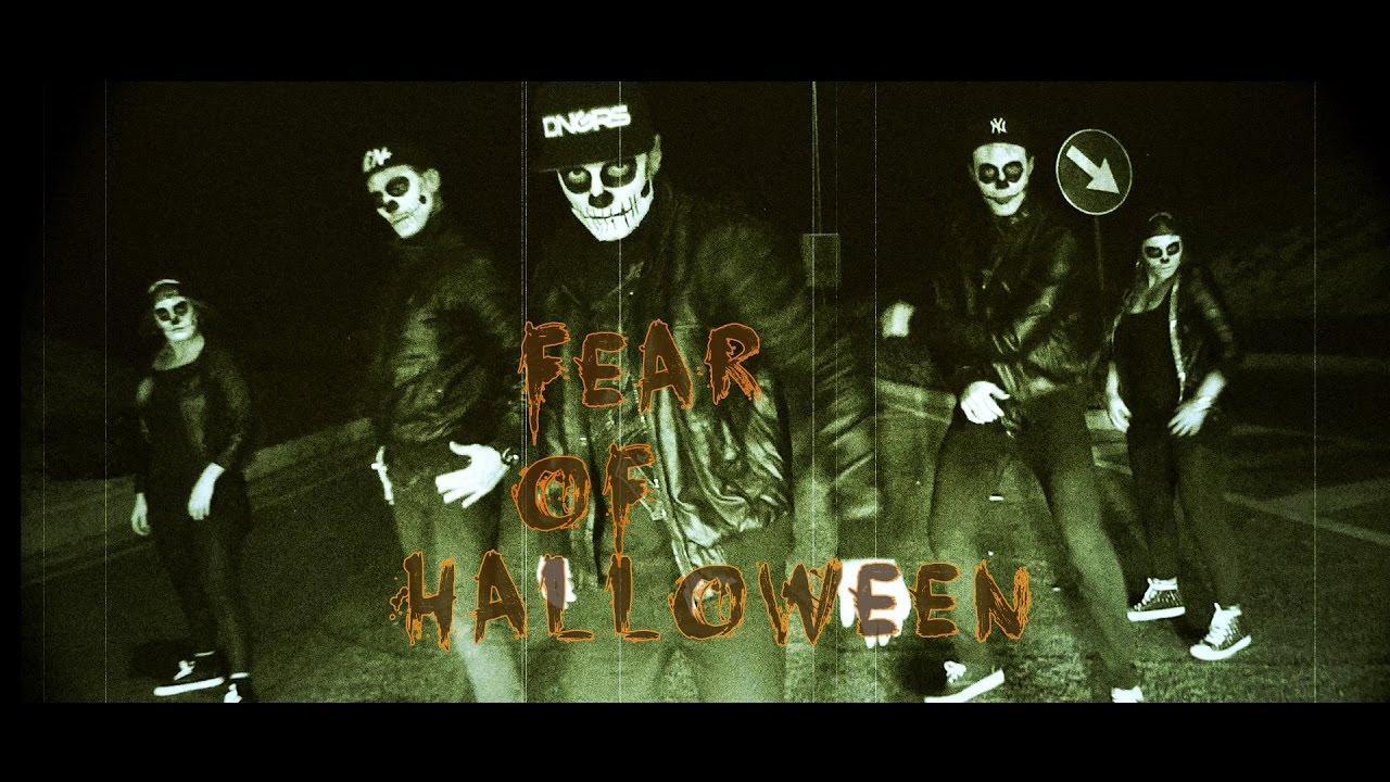 Fear of Halloween 2016 - Dance Choreography - AHH Taranto - YouTube