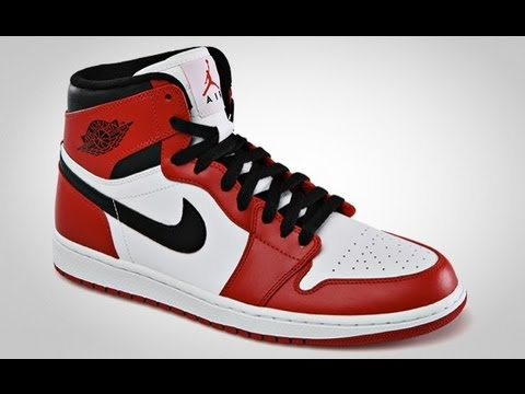 nouvelle collection 563c7 6a354 Air Jordan 1 High Retro 1 Chicago Bulls On Feet Review 2013