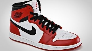 Air Jordan 1 High Retro 1 Chicago Bulls