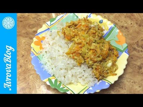 Варим рис для гарнира