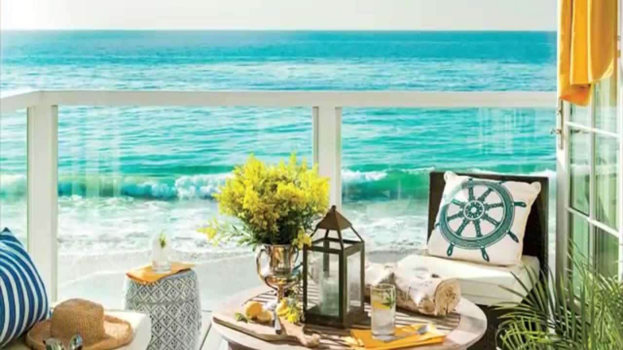 Malibu Beach House Makeover | House Tour | Coastal Living