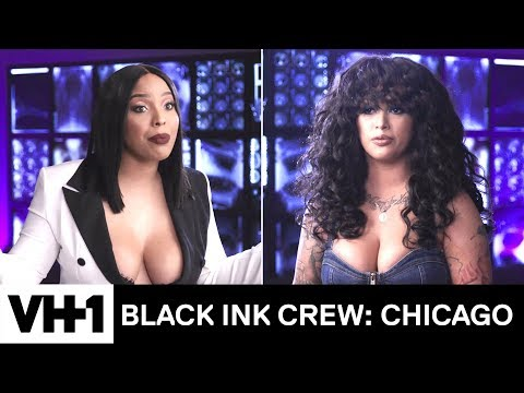 Charmaine vs. Lily: The Use of the N-Word | Black Ink Crew: Chicago