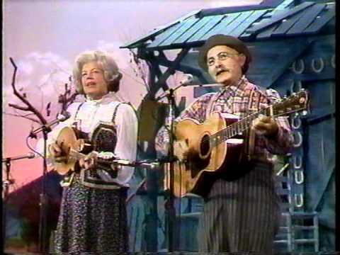 Ramona and Grandpa Jones - Whippoorwills - YouTube