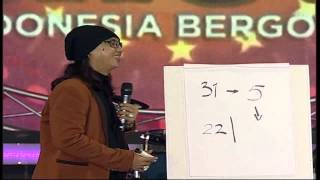 Mulan Jameela Diramal Kang Ojan - MNCTV Roadshow Indonesia Bergoyang Mp3
