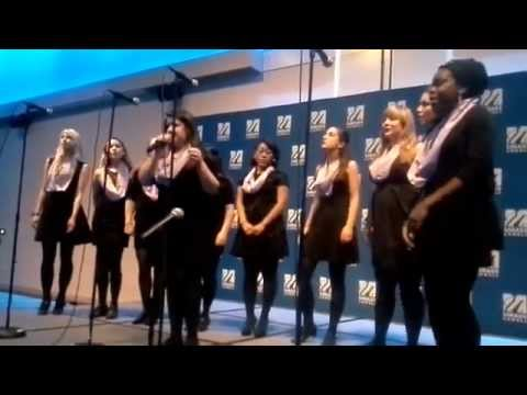 The Hawkettes - Rude (Fall 2014 Vocality Concert)