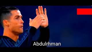 مهارات كريستيانو رونالدو علي مهرجان يا موزه يا فرسه / Ronaldo skills/غناء حسن شاكوش