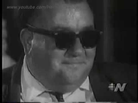 New Orleans Attorney Dean Andrews 1967