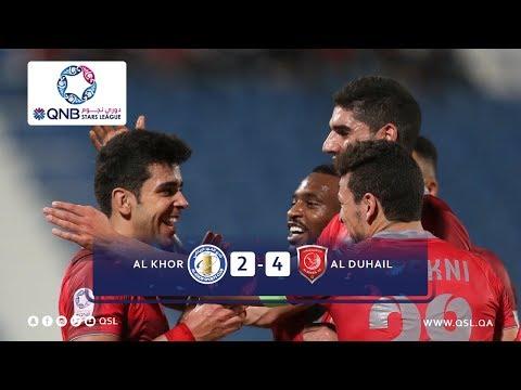 Al Khor 2-4 Al Duhail   Week 7