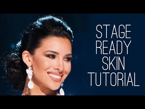 Miss USA How-to: Stage Ready Skin with Image Skincare