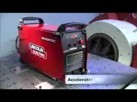 8902e968224 Test de Calidad de Equipos Lincoln Electric - YouTube