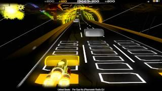 [Audiosurf] United Beats - Por Que No (Plazmatek Radio Edit)