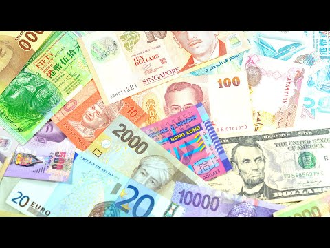 My Currency Collection 2019 + Exchange Rates USD *Free Banknotes!*