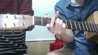 Đừng Hát Khi Buồn (Anh Khang + Bằng Kiều) Guitar cover