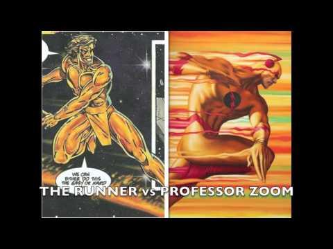The Runner Vs Professor Zoom Battle #31