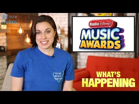 WHAT'S HAPPENING: Radio Disney Music Awards 2016 Seat Filler + Stage Fan Tickets