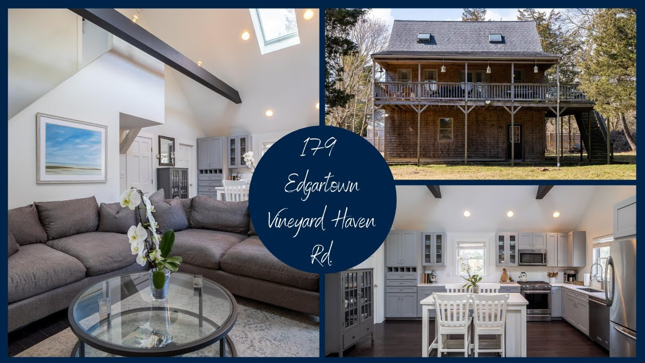 Martha's Vineyard Real Estate For Sale  - 179 Edgartown Oak Bluffs, MA
