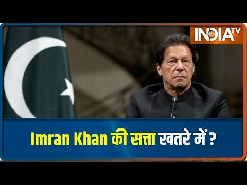 Maulana's Azadi March: Will Imran Khan Lose His Throne? India TV Special Report