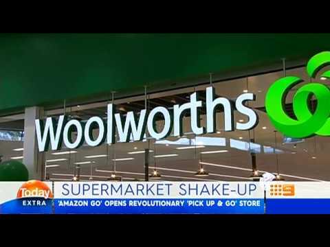 Amazon GO set to disrupt Australian retail