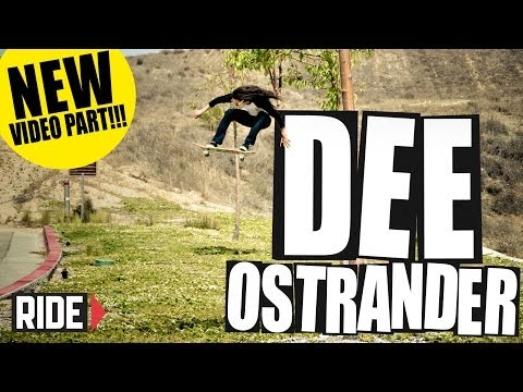 Dee Ostrander New Baker Part - Baker Skateboards