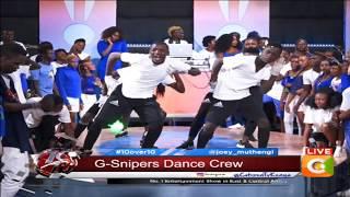 G-Sniper Dance Crew #10Over10